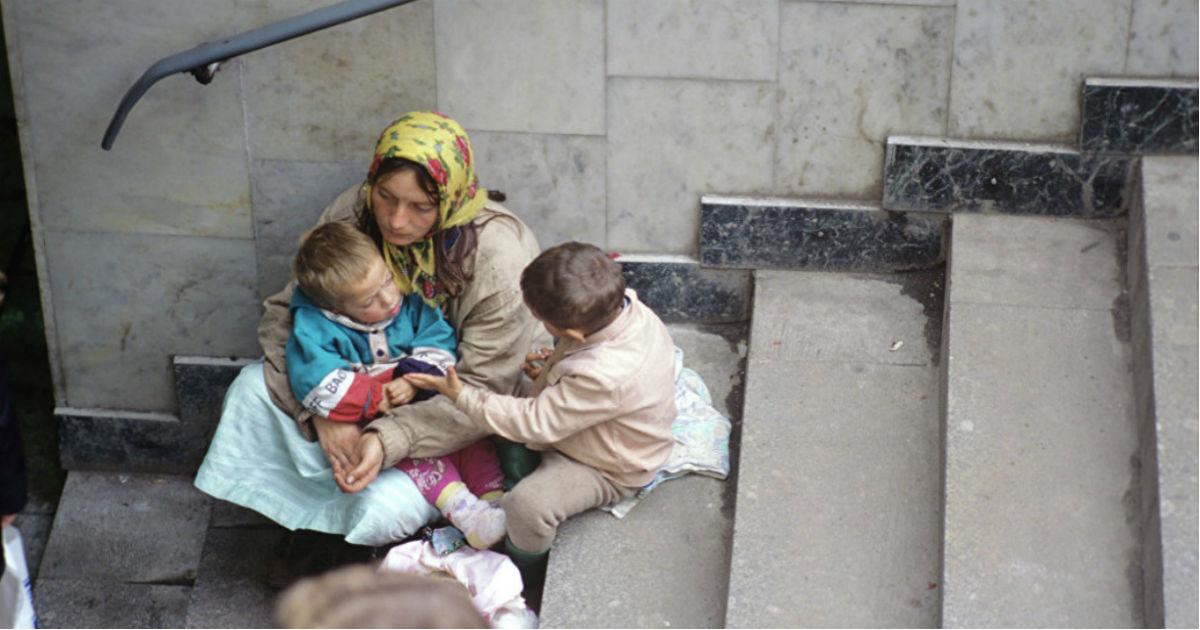 Фото Россияне назвали минимальный доход, за которым наступает нищета