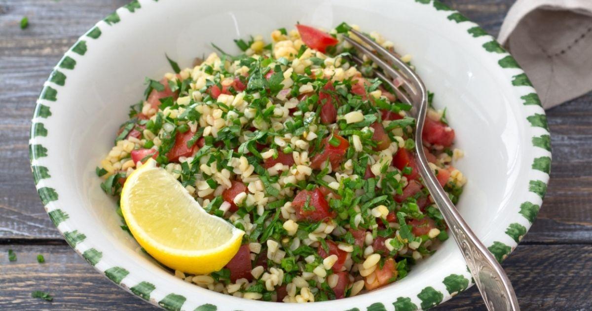 Фото Рецепт приготовления салата