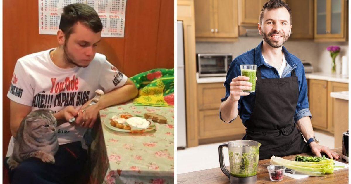 Фото «Быдло выбирает быдло-еду». «Мазик и салатик» против хипстерской бурды