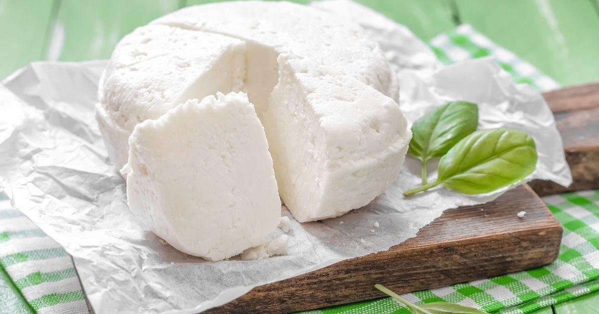 Фото Вкуснейший домашний сыр