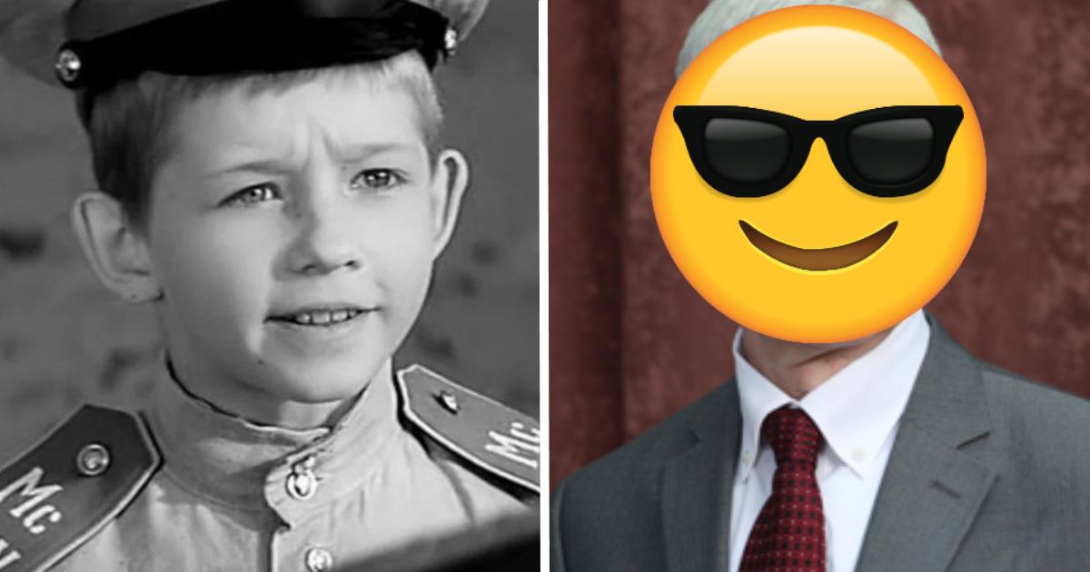 Фото Из «Офицеров» в дипломаты. Судьба мальчика, сыгравшего Ваню Трофимова
