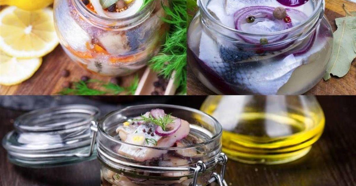 Фото 3 удачных рецепта приготовления домашней солёной селёдки