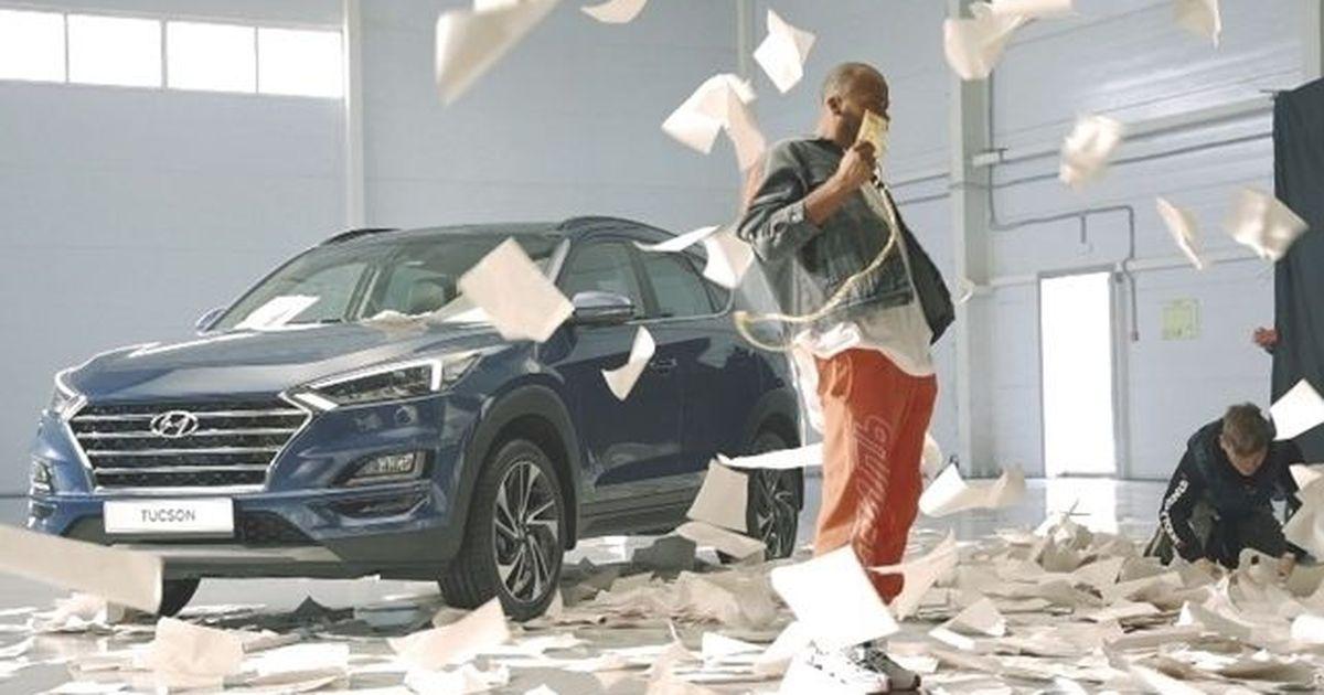 Фото Мигель из проекта «Танцы» снялся в роликах Hyundai