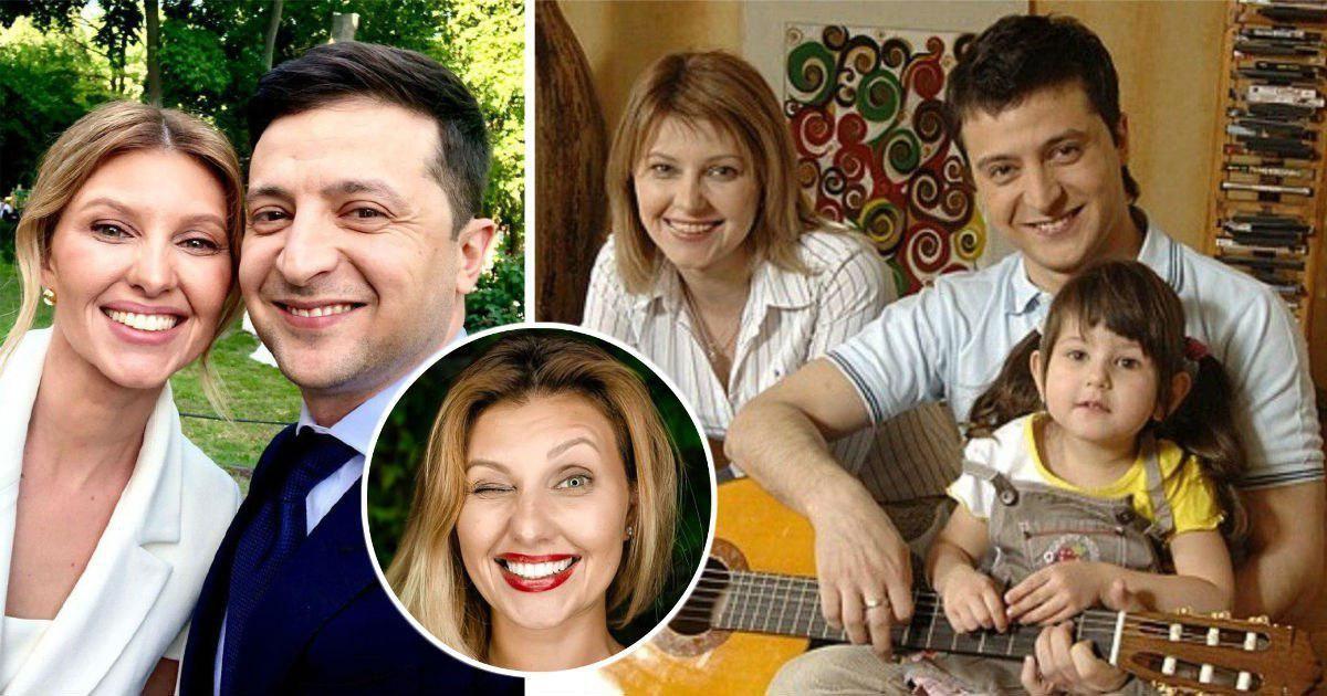 Фото Елена Кияшко-Зеленская: биография, дети, фото и инстаграм жены Владимира Зеленского