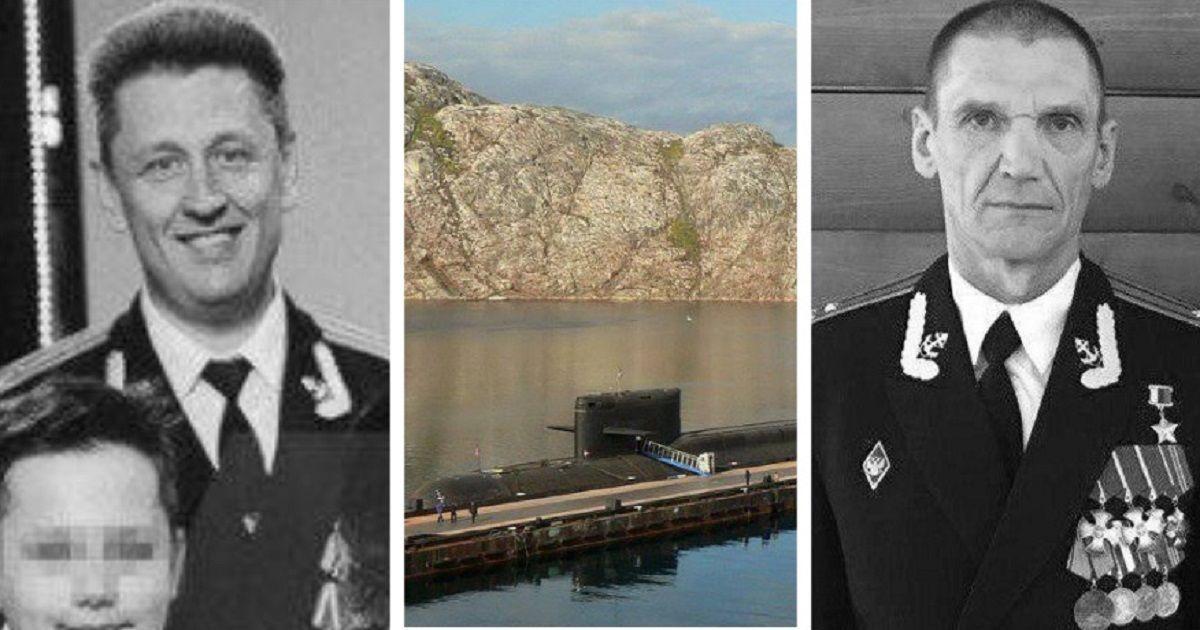 Фото Трагедия на атомной подлодке. Что известно об АС-12