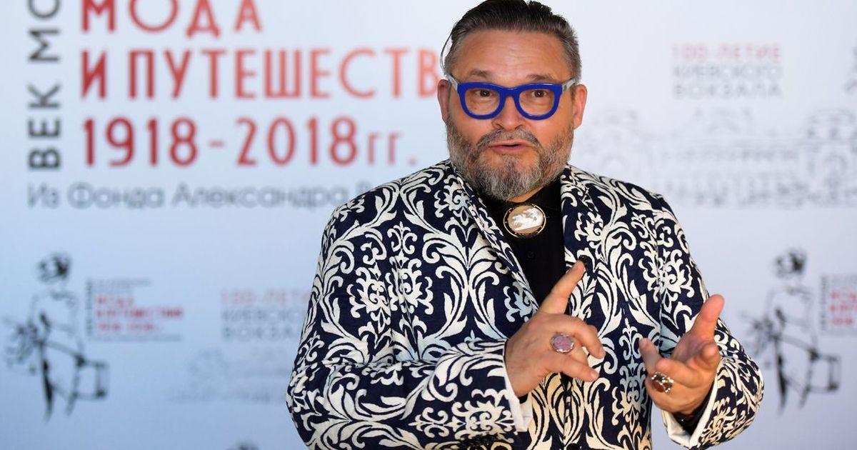 Фото Кого любил Александр Васильев? Биография и личная жизнь историка моды (ФОТО)