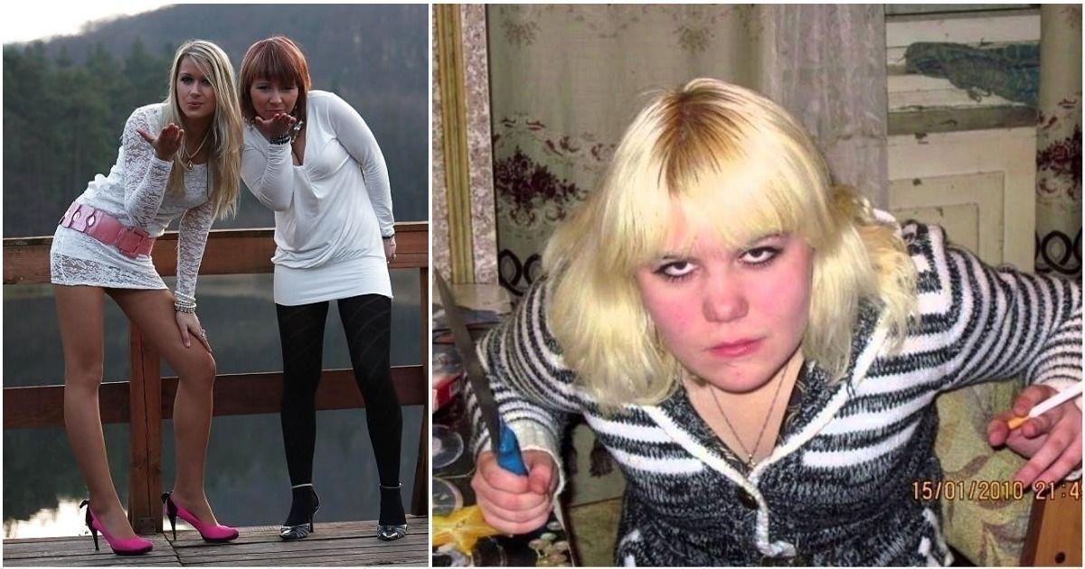 Фото «Деревенские хабалки». 7 жалких и тошнотворных привычек русских женщин