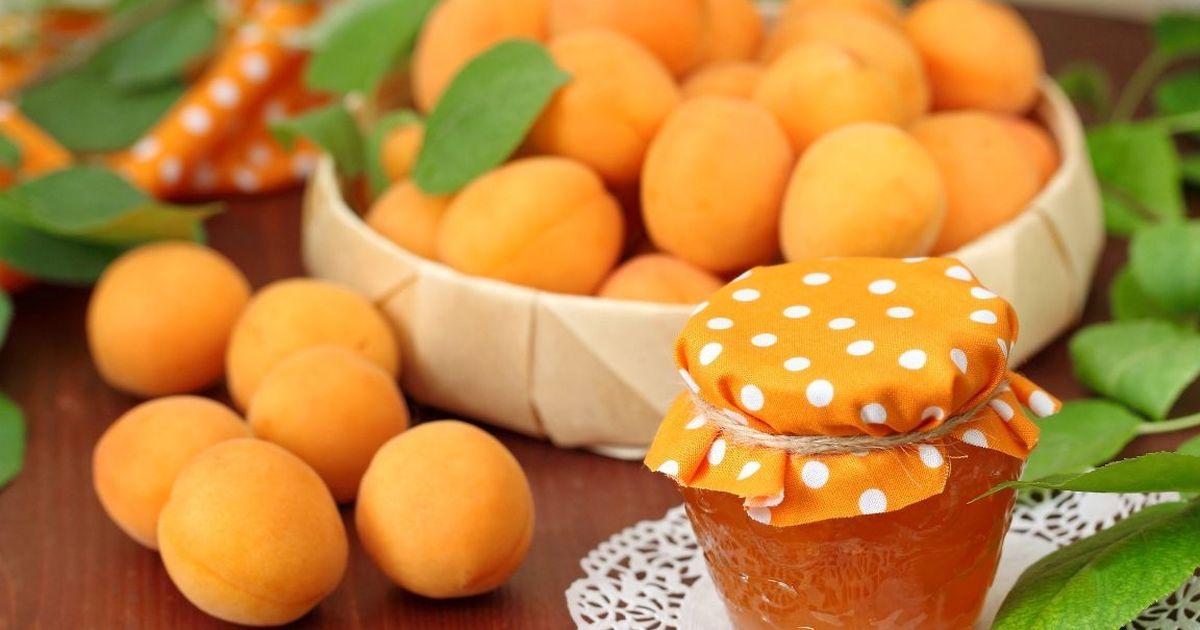 Фото Домашний абрикосовый джем