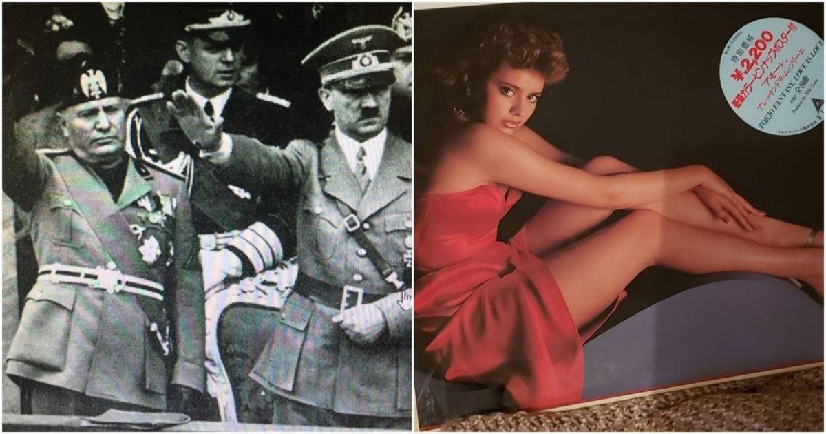 Фото Модель Playboy, священник, чернокожая. Потомки нацистских бонз (ФОТО)