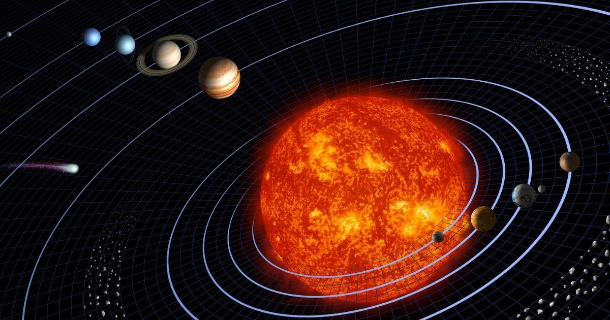 Фото Планеты Солнечной системы по порядку: сколько их? Самая большая планета
