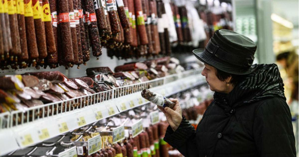 Фото Россияне все активнее покупают еду в рассрочку. Как это понимать?