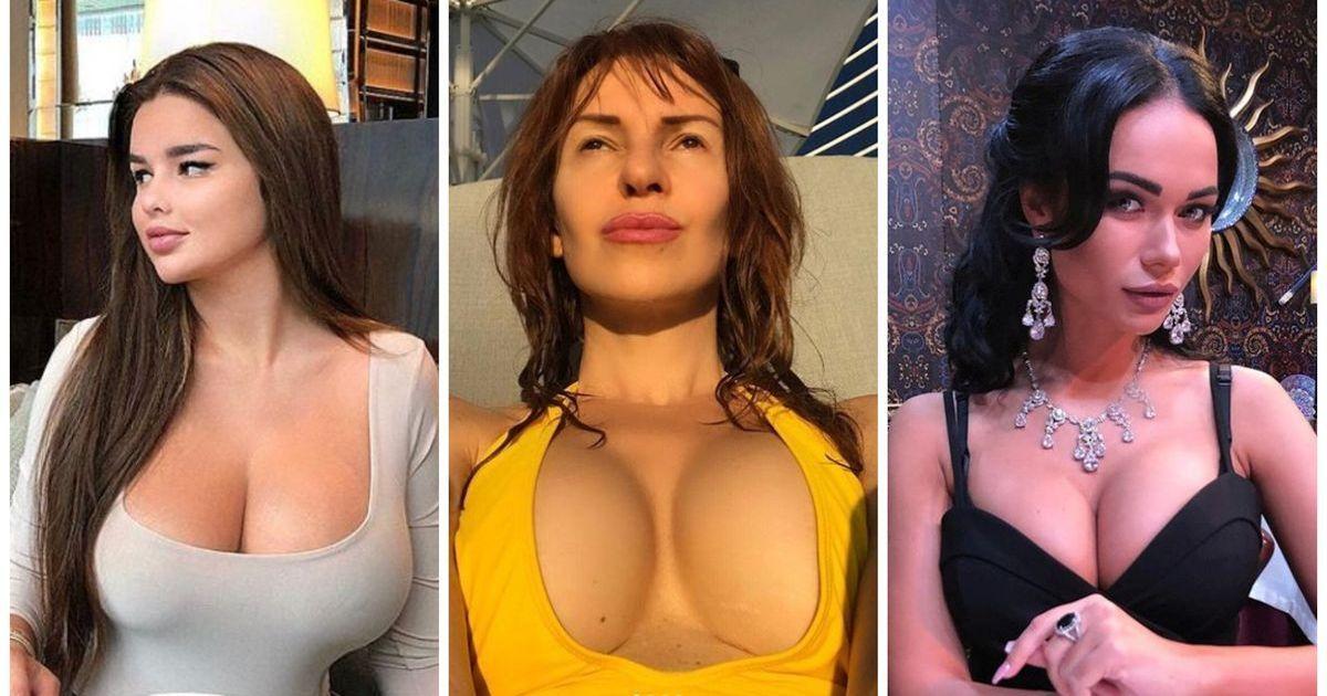 Фото «Вот это дыни!» Русские звезды, которых любят не за талант