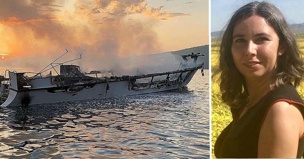 Фото Россиянка не пережила отдыха на яхте в Калифорнии