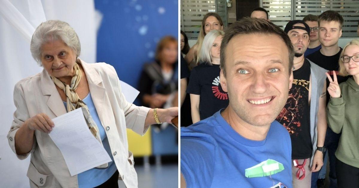 Фото План Навального сработал? Итоги выборов в Москве и регионах