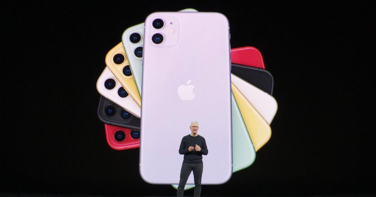 Фото Презентация Apple-2019: представлены новые iPhone, iPad и Watch