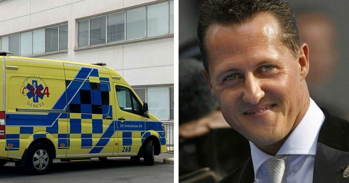 Фото Шумахера доставили в парижскую больницу. Медсестра: он в сознании