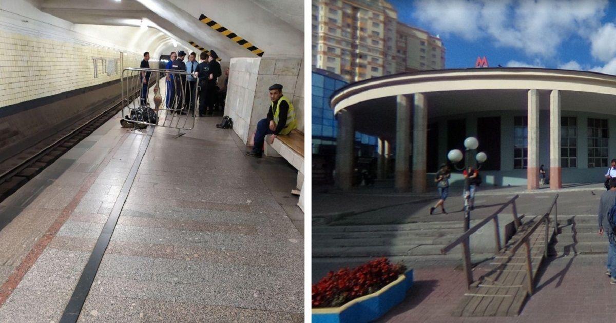 Фото СК: студент МГУ, прыгнувший на рельсы метро, мог подвергаться травле