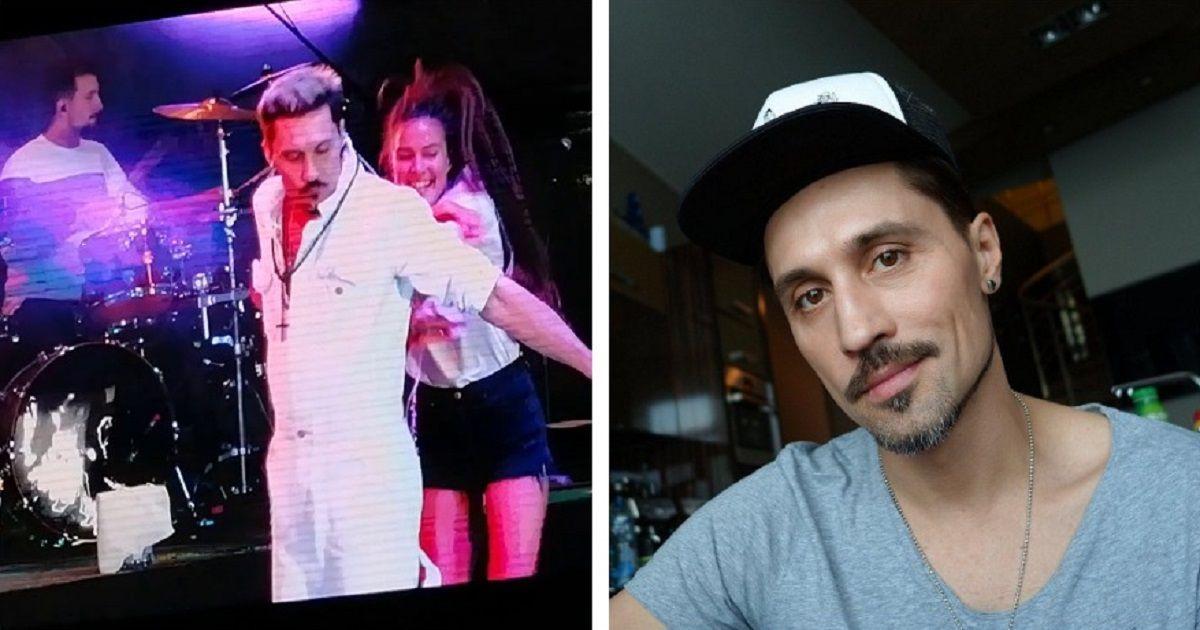 Фото Билан снова покаялся за концерт в Самаре. Миро: это был не «кoньячoк»