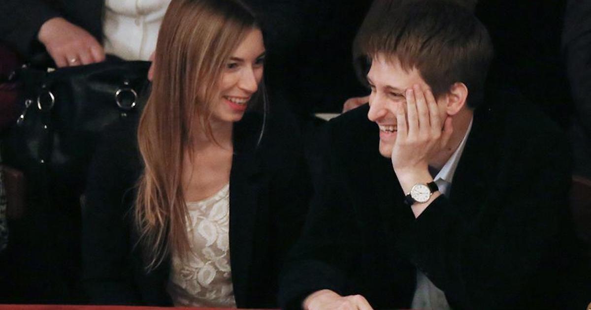 Фото Сноуден рассказал о своей тайной свадьбе в Москве