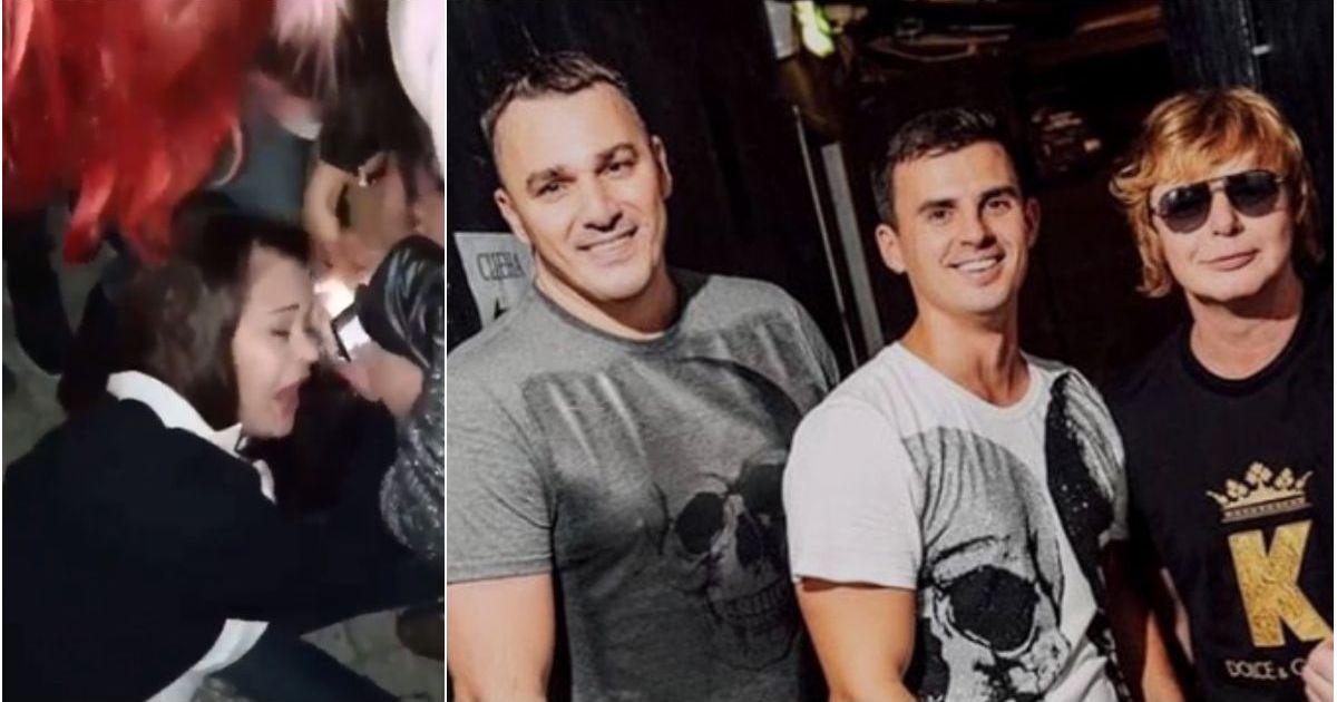Фото Фанаты «Иванушек» устроили массовую драку на концерте из-за футболки
