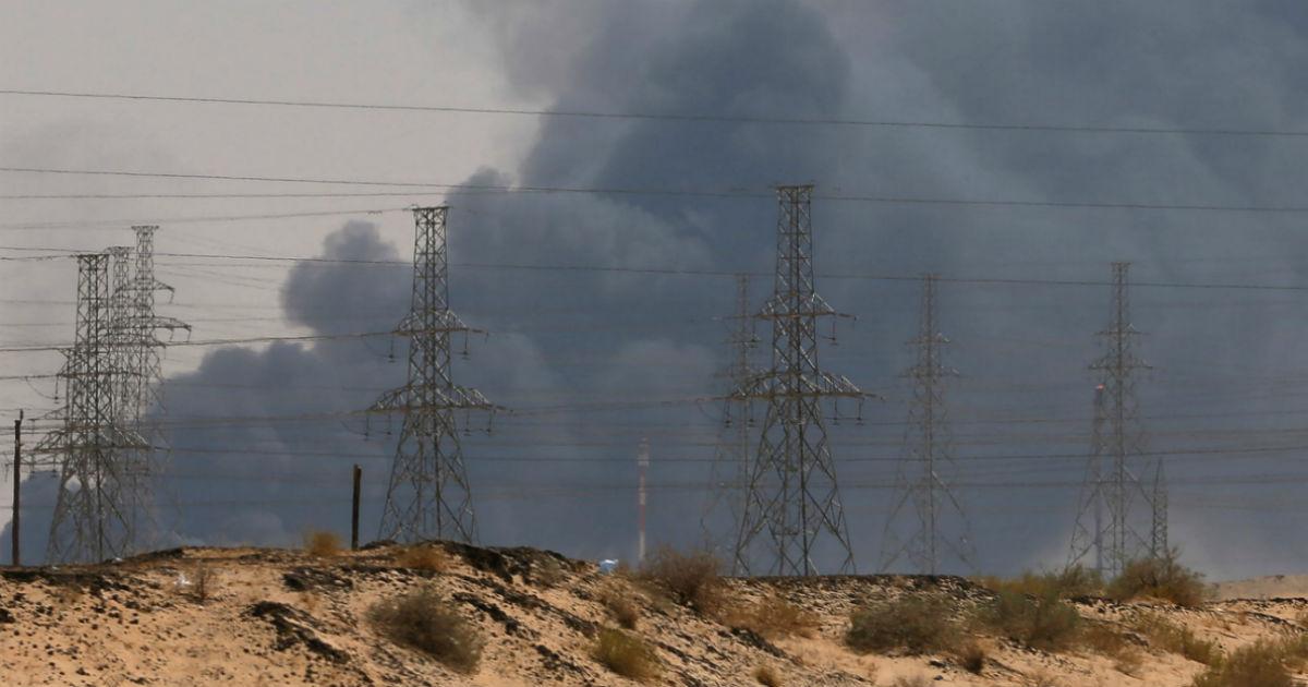 Фото Атака дронов: что значит для России нефтяной теракт в Саудовской Аравии?