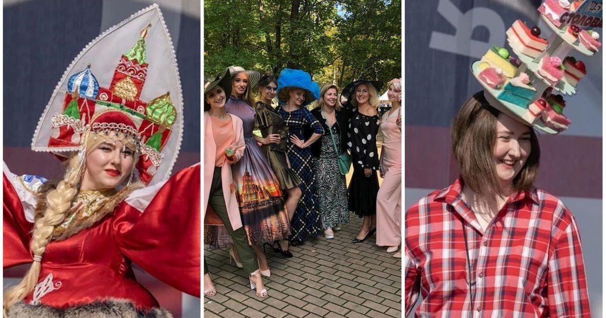 Фото Дело в шляпке. Лучшее из Инстаграма с московского «Парад шляп»