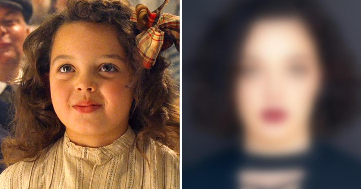 Фото Что стало с девочкой, которая танцевала с Ди Каприо в «Титанике»?