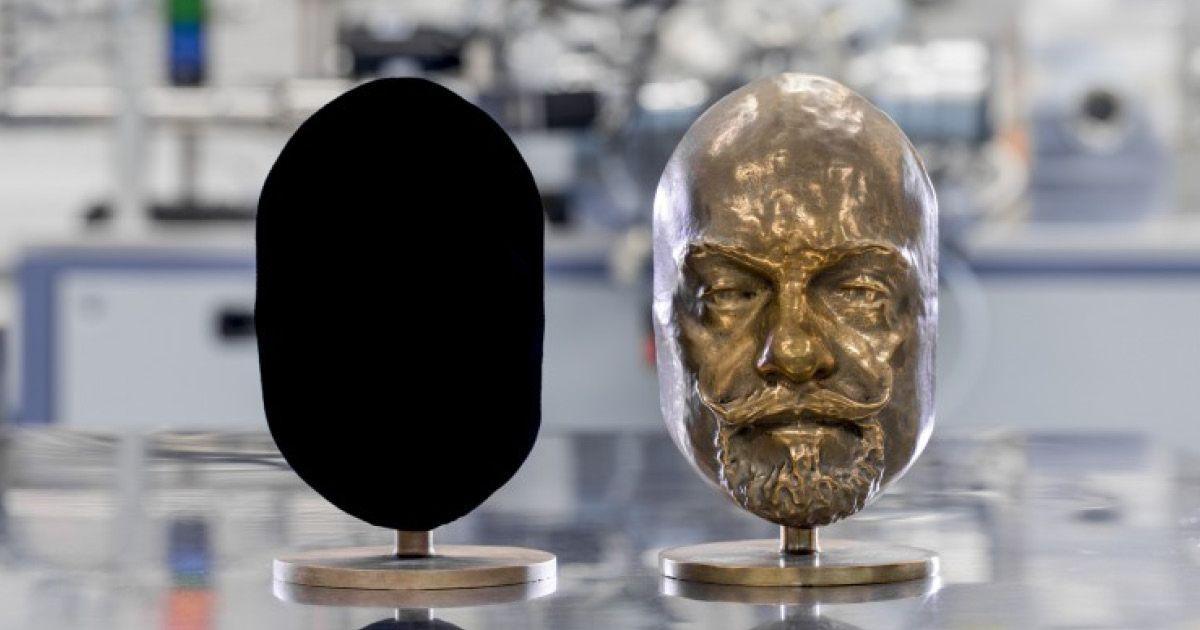 Фото Ученые открыли материал, поглощающий почти 100% света
