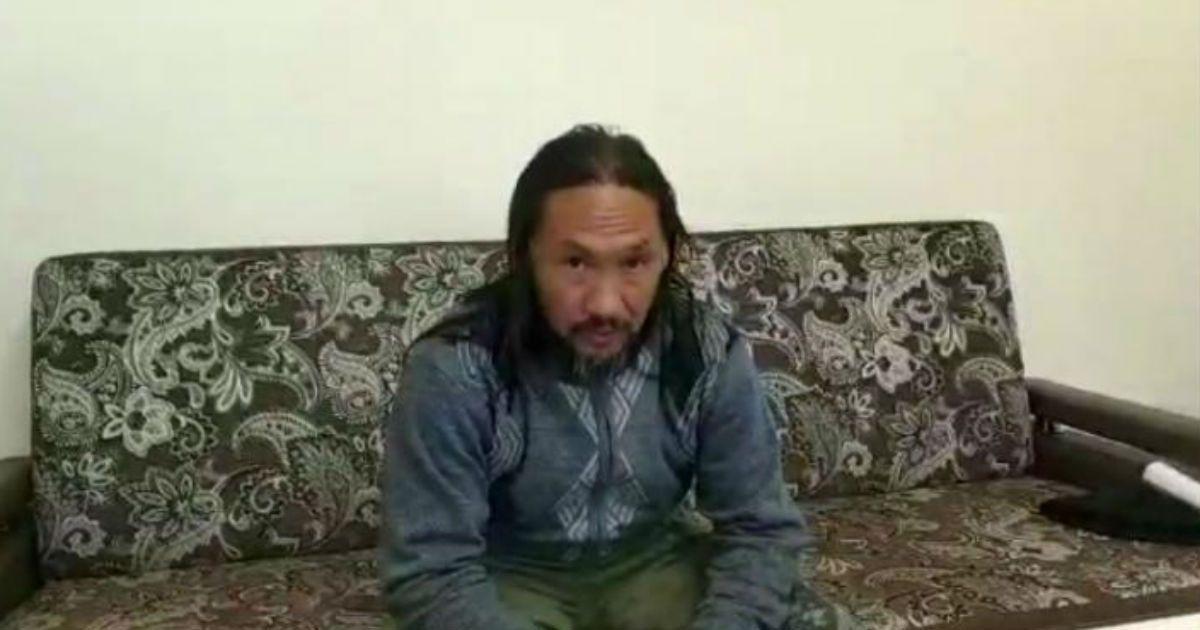 Фото Шаман, шедший изгонять Путина, дал странное интервью после психбольницы