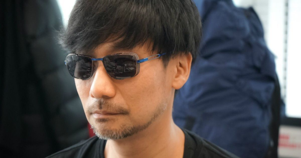 Фото Кто такой Хидео Кодзима? Почему Кодзима - гений?