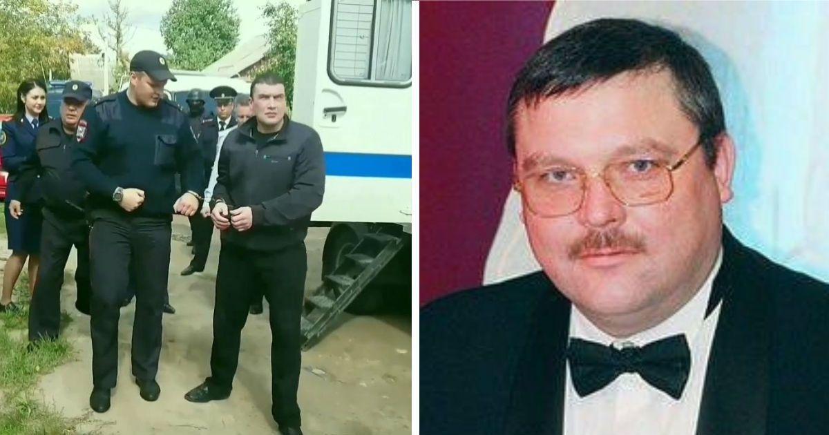Фото СК: дело Михаила Круга раскрыто спустя 17 лет
