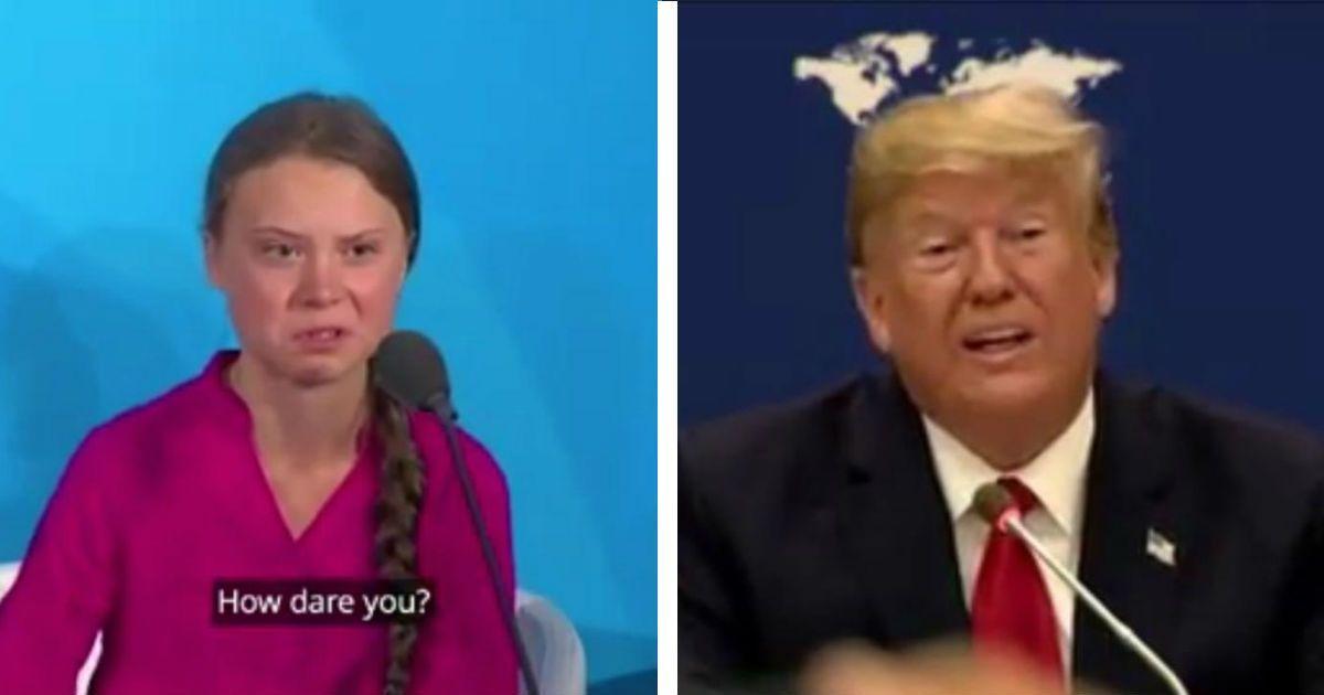 Фото Грета Тунберг: как школьница разнесла политиков в ООН и что ответил Трамп
