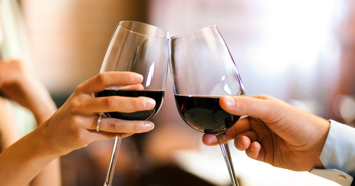 Фото Хорошие новости: британские ученые доказали, что вино полезно