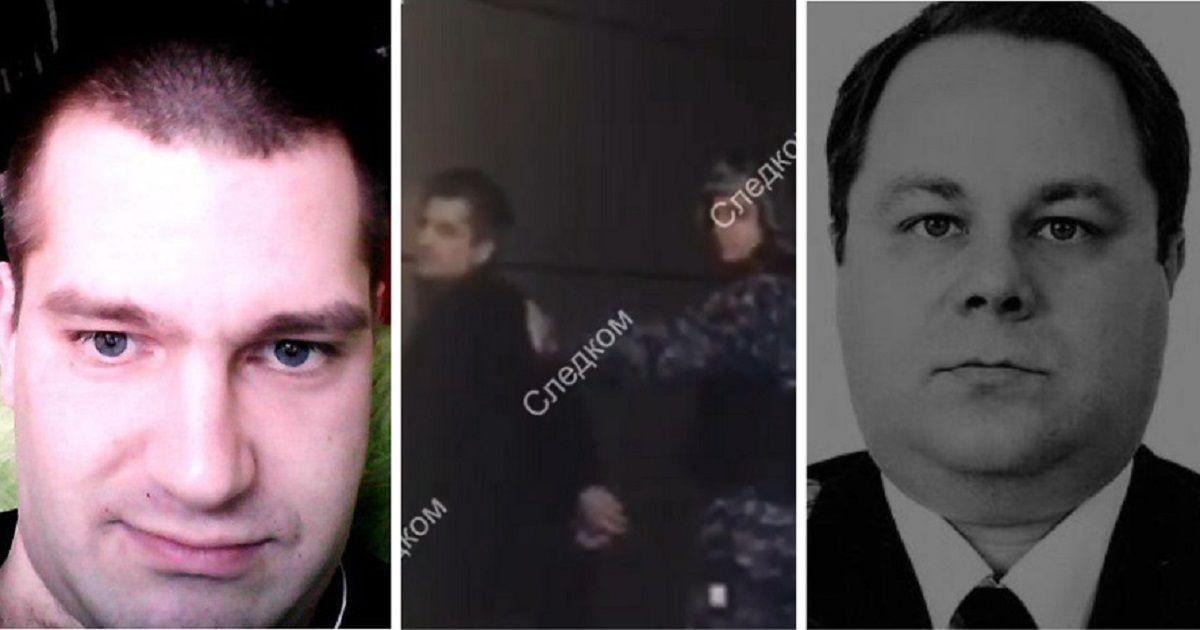 Фото Напавший на сотрудника СК у здания следкома дал первые показания