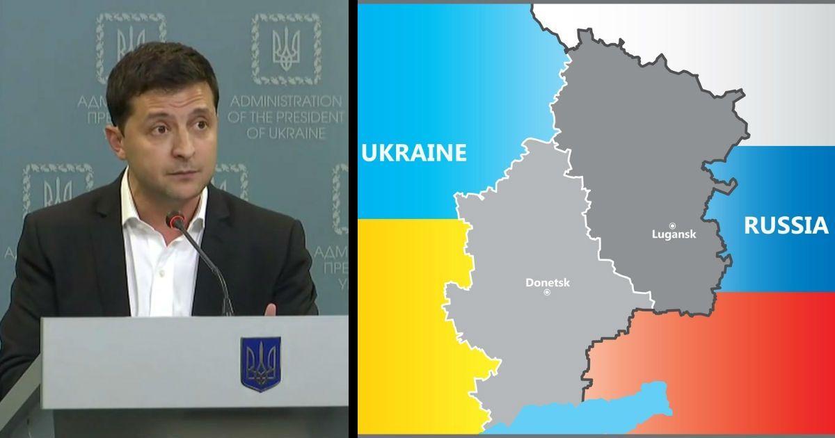 Фото «Формула Штайнмайера». Что это такое? Что она значит для Донбасса?