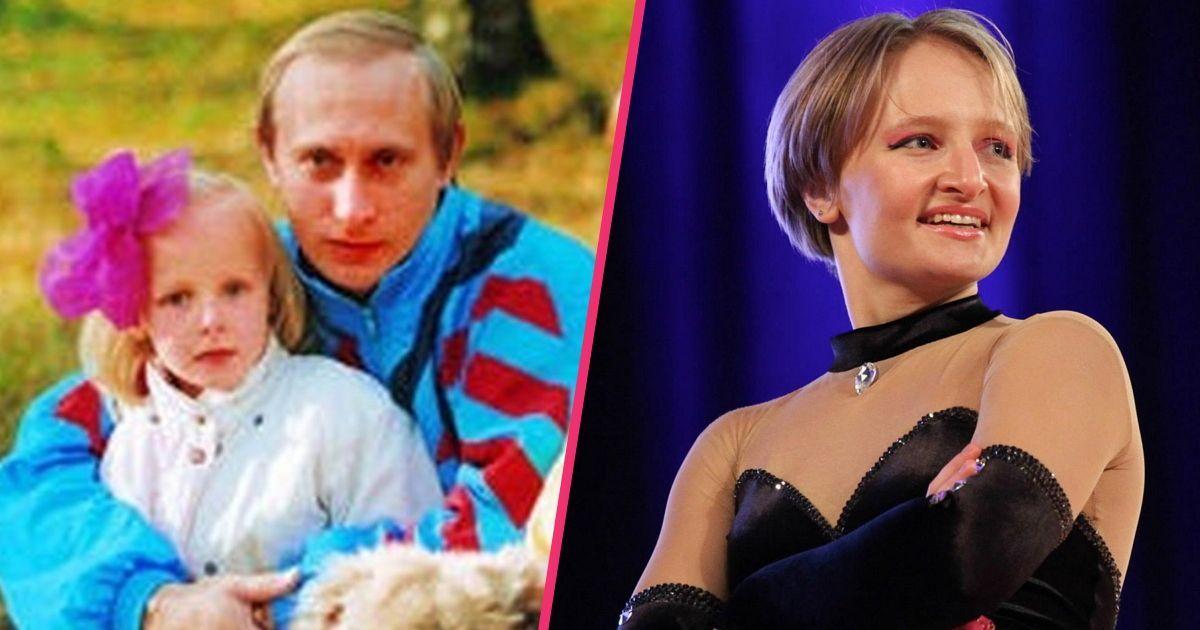 Фото Катерина Тихонова - младшая дочь Путина: биография и личная жизнь