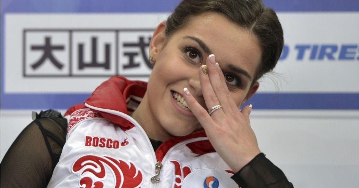 Фото СМИ: Инстаграм-гадалка развела на 2 миллиона Аделину Сотникову