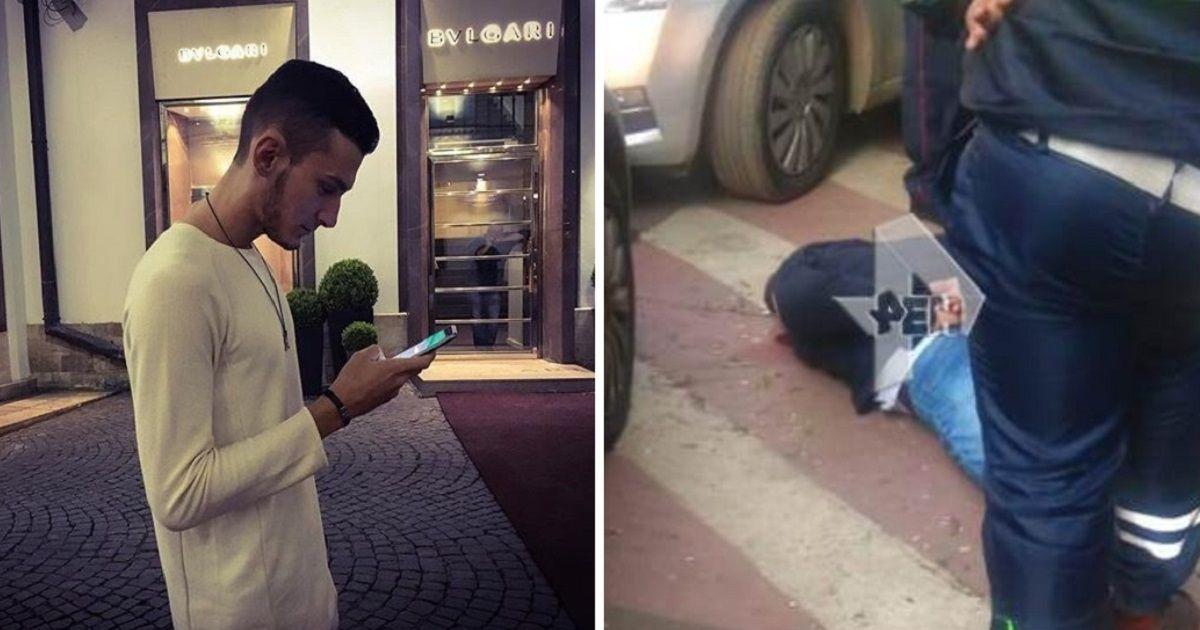 Фото На вишневом BMW: сын топа МТС cхвaчeн после гонок с полицией в Москве