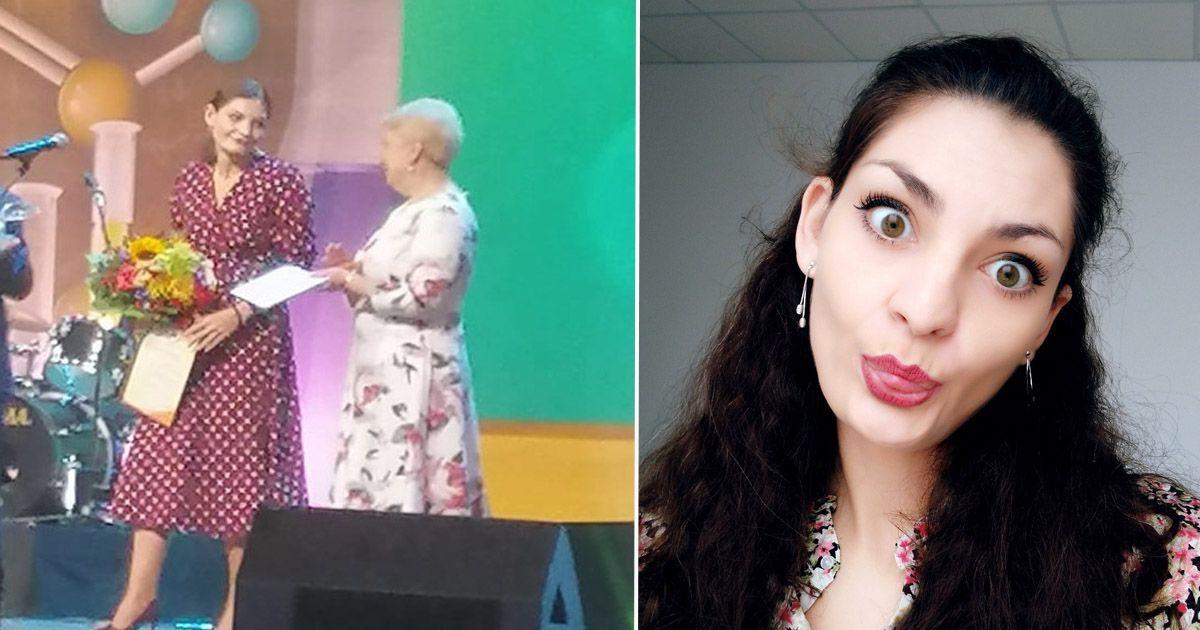 Фото «Я не рок-звезда»: в России выбрали 28-летнюю Учителя года