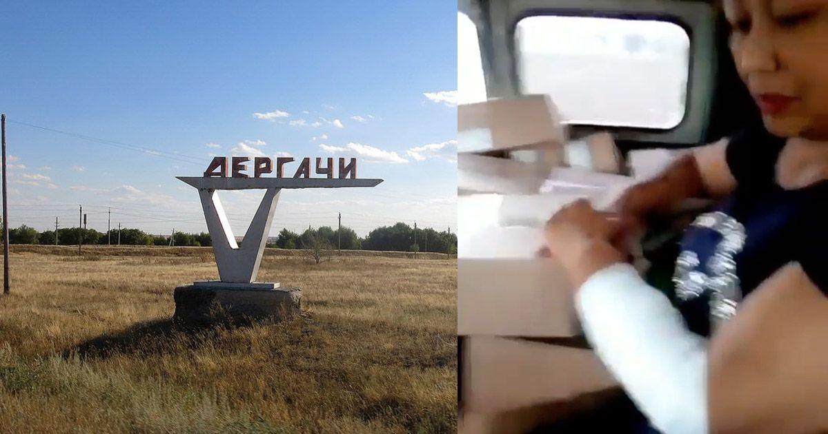 Фото В Саратовской области больных возили на процедуры в машине с овощами
