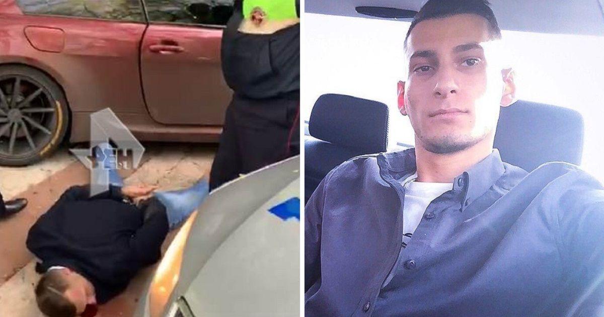 Фото Против полицейских, задержавших сына вице-президента МТС, начали проверку