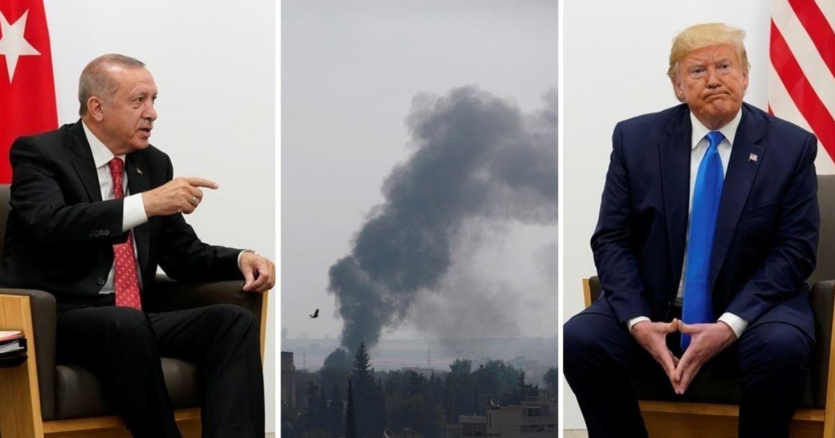 Фото Война в Сирии: Турция ввела войска, Трамп угрожает. Что происходит?