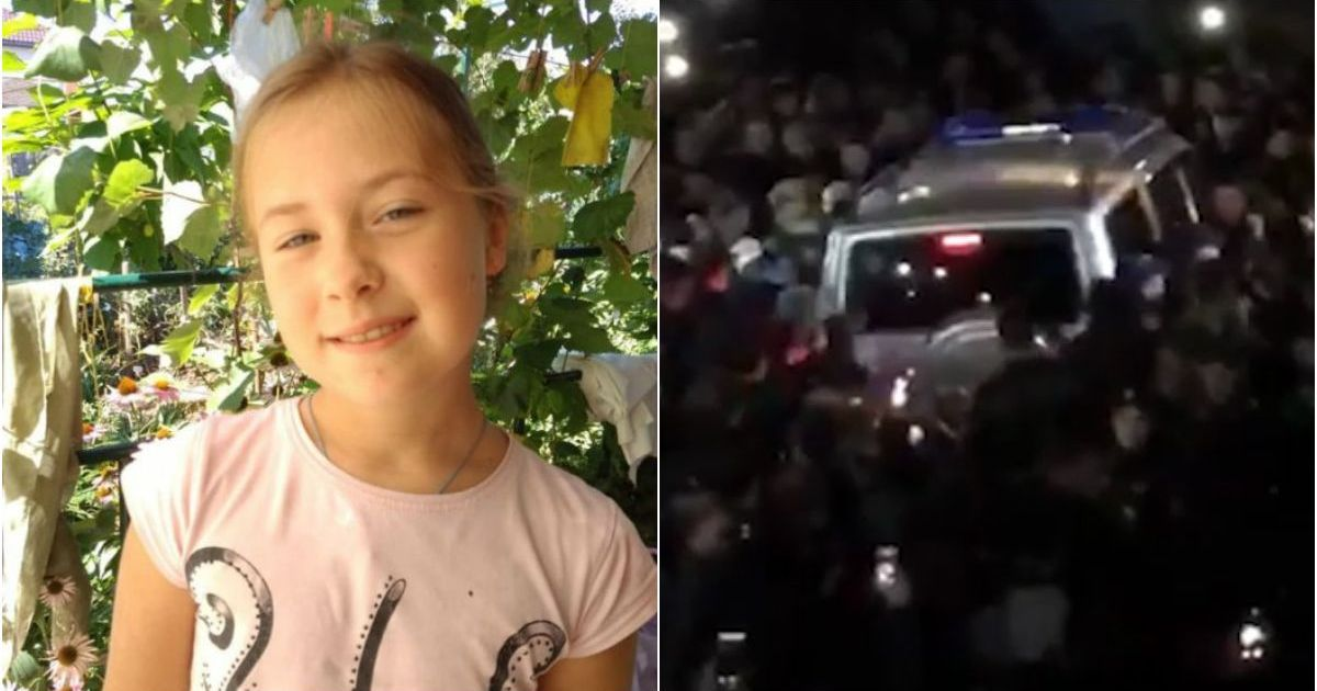 Фото Тело пропавшей 9-летней девочки нашли после двух суток поиска в Саратове