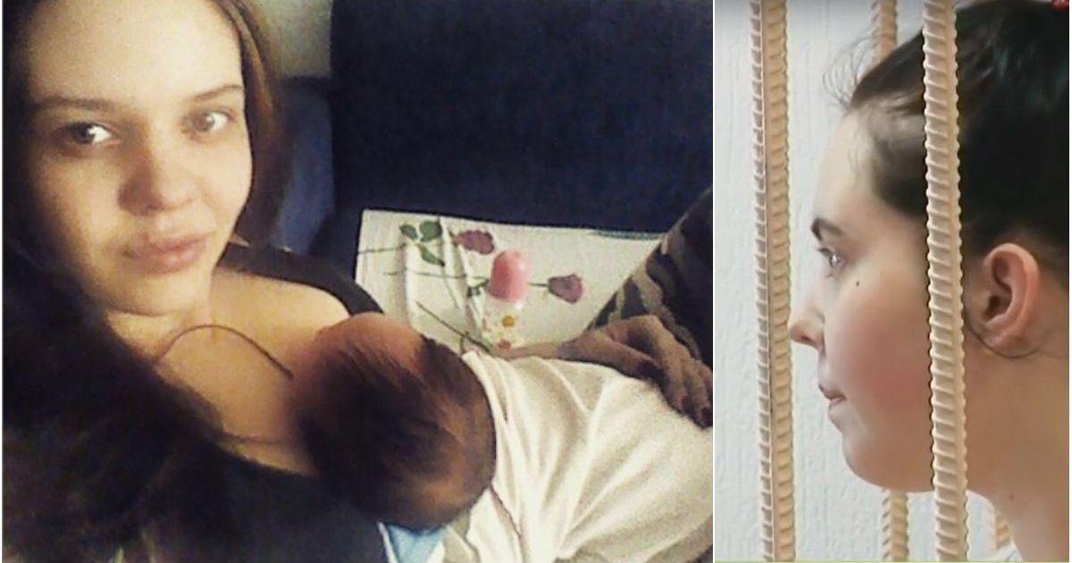 Фото Заморившая голодом трехлетнюю дочь кировчанка признана вменяемой