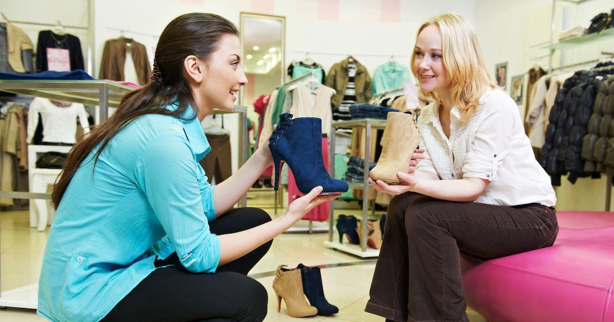 Фото Продавец обуви рассказала о распространенных схемах обмана покупателей