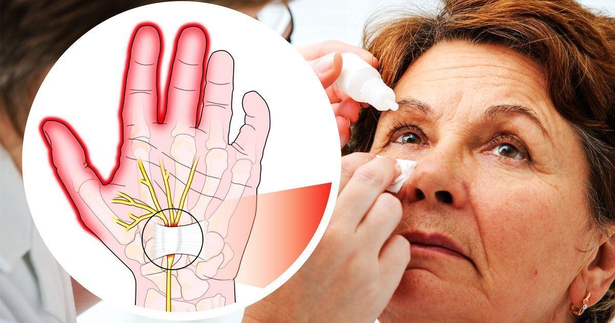Фото Что значит дергающийся глаз? Симптомы, при которых пора бежать к неврологу