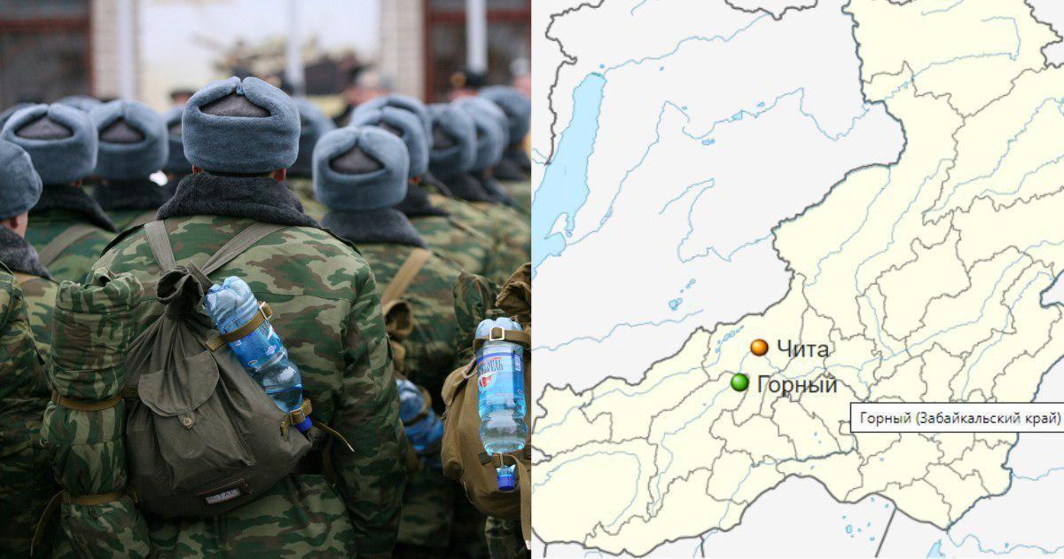 Фото В Забайкалье солдат-срочник убил 8 сослуживцев
