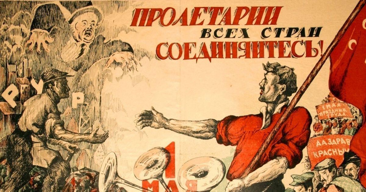 Фото Что такое пролетариат и кто такие пролетарии? Диктатура пролетариата