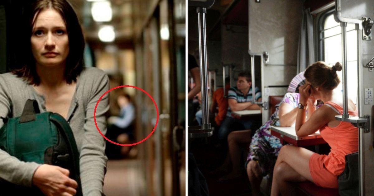 Фото «А можно я к тебе залезу?» Пассажиры - об адских попутчиках в поезде