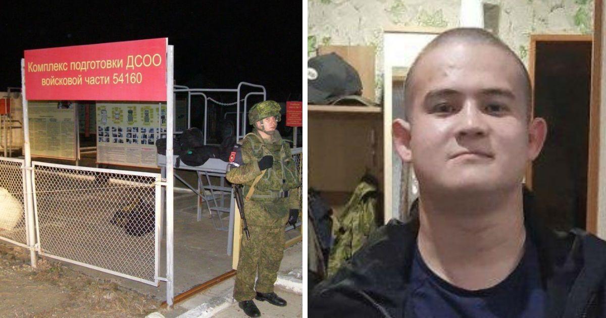 Фото Минобороны не нашло дедовщины в части, где служил Шамсутдинов